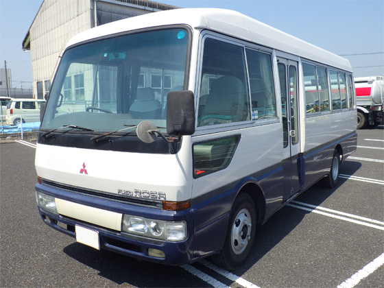 Used MITSUBISHI FUSO Rosa for sale : Specifications and