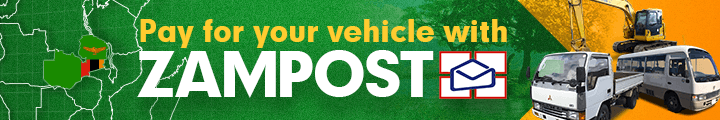 Pay for your vehicle with ZAMPOST