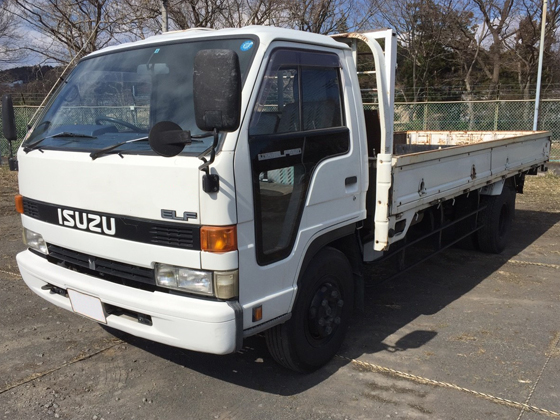 8f991074aa57cc Used ISUZU Elf for sale   Specifications and features at