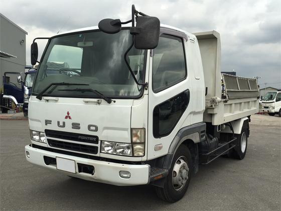 Used MITSUBISHI FUSO Fighter for sale : Specifications and features